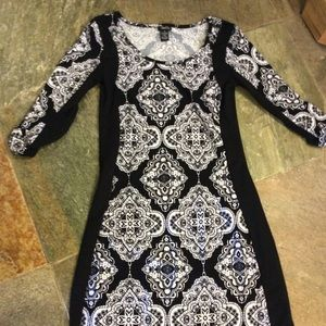 Rue 21 maxi dress Sz m excellent condition